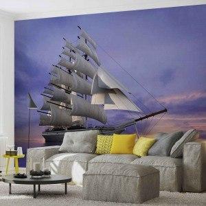 Fotografie tapet corabia lui Cruise
