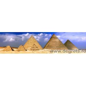 Panou decorativ piramide