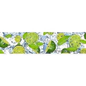Panou decorativ lime