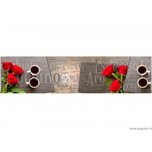 Panou decorativ trandafiri 3
