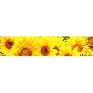 Panou decorativ floarea soarelui 2