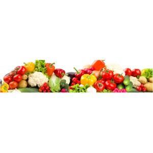 Panou decorativ mix de legume