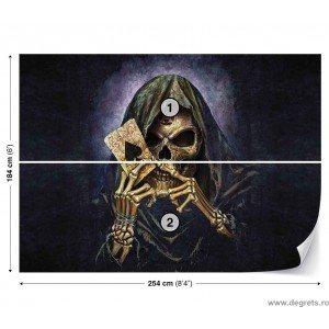 Fotografie tapet Ace - Alchimia mortii
