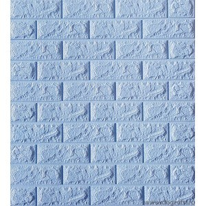 Tapet 3D Autocolant albastru deschis