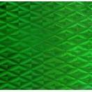 Autocolant verde metalic