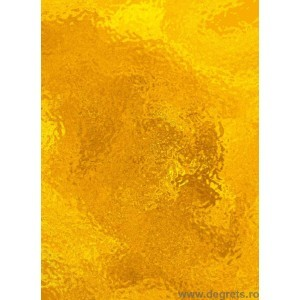 Autocolant Efect oglinda auriu
