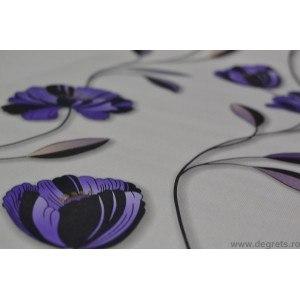 Tapet hârtie Daria violet