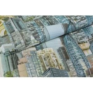 Tapet hartie Megapolis verde